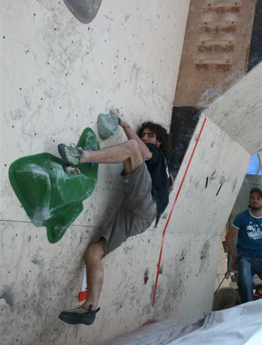 Lovech – Outdoor Bouldering Competition 2009