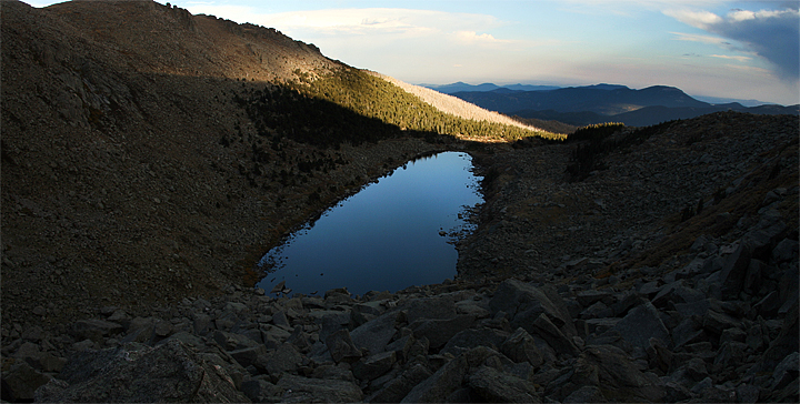Lincoln Lake – End of Season Bouldering