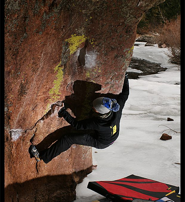Eldo Canyon: Horan Face and Resonated