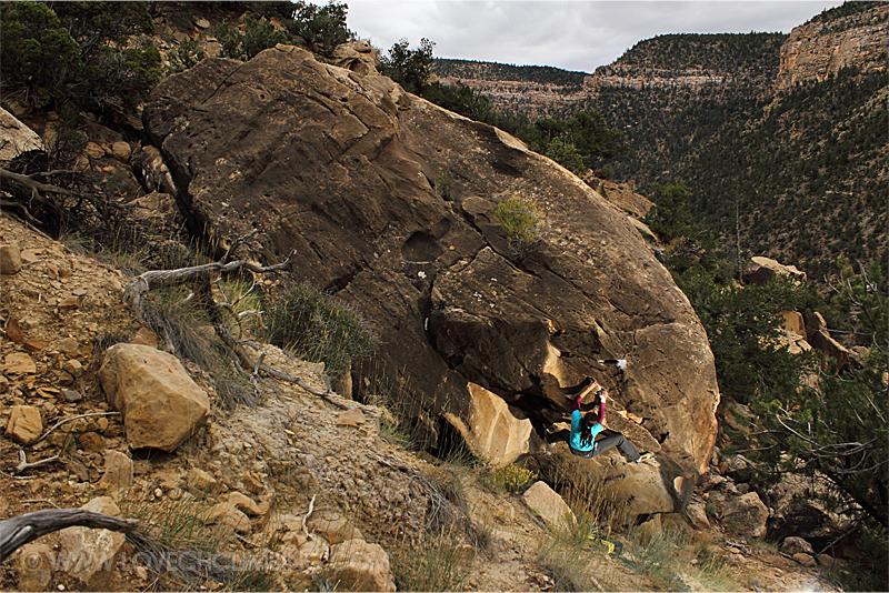 Joe's Valley, Utah – Bouldering at Dairy Canyon & Raiden
