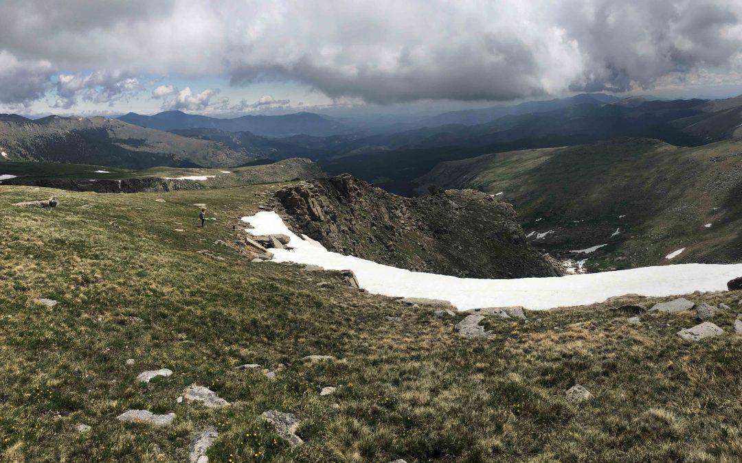 Mt Evans – The Aerials